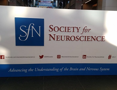 北米神経学学会SfN(Society for Neuroscience)01
